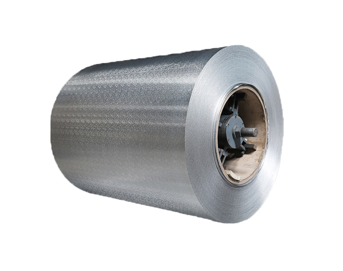 Embossing roll